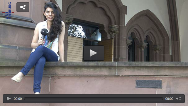 Watch a video about what student life is like in Freiburg.